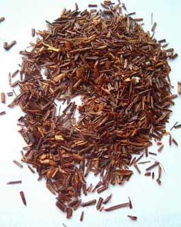 Red tea is also known as rooibos tea